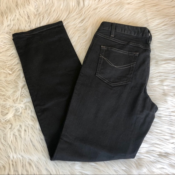 J. Jill | Black Slim Leg Jeans